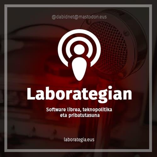 Laborategian